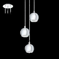 Závěsné osvětlení tři světla  CONESSA 95913