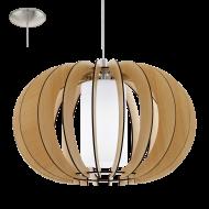 Závěsné osvětlení dřevěná kostra STELLATO 1 95598