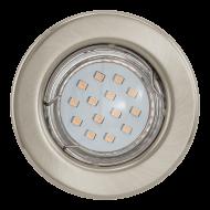 LED bodovka vestavná nikl IGOA