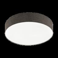 Stropní LED osvětlení s průměrem 57 cm, hnědé ROMAO 2 97781
