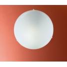 Kruhové bílé světlo na strop MARS