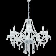 Závěsný lustr na řetězu BASILANO 1 39101
