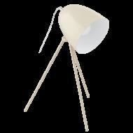 Pokojová lampa na trojnožce DUNDEE 49336