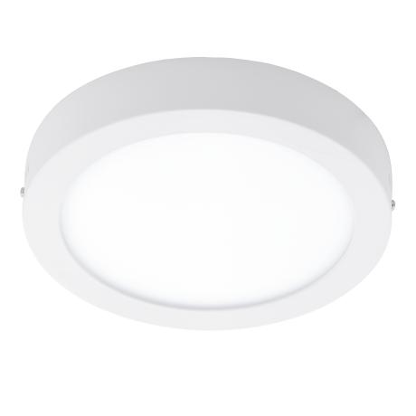 LED stropní osvětlení nízké kruh FUEVA 1 94535