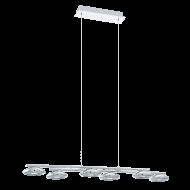 LED závěsné svítidlo se šesti stínítky TARUGA 1 96512