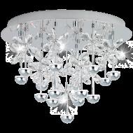 LED stropní svítidlo PIANOPOLI 39245