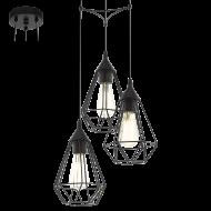 Stropní osvětlení drátěné TARBES 94191
