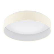 Stropní kruhové svítidlo krémové PALOMARO 93393