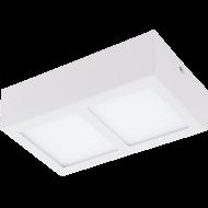 LED stropní přisazené osvětlení bílé COLEGIO 95201