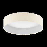 Stropní kruhové svítidlo bílé PALOMARO 93392