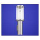 Venkovní lampa stmívatelná TRONO CRYSTAL