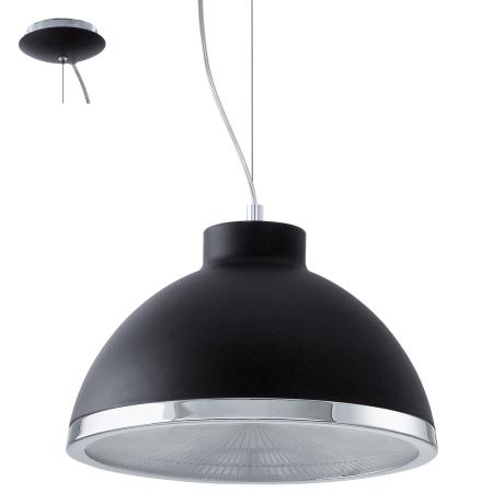 Kuchyňské světlo černé DEBED