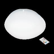 Stmívatelné stropní LED svítidlo SILERAS 97578, průměr 60 cm