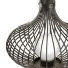 Venkovní lampa váza LORENA