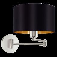 Nástěnná lampa s kloubem MASERLO 95054