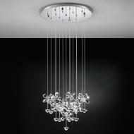 LED závěsné svítidlo PIANOPOLI 93662