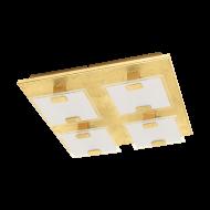 Bodové LED osvětlení s podstavcem ve tvaru čtverce s délkou stran  27 cm VICARO 1 97728