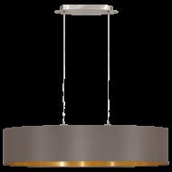 Závěsné osvětlení / lustr MASERLO 31619