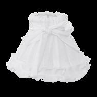 Stínítko textilní bílé 1+1 VINTAGE 49441