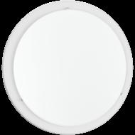 Kruhové stropní osvětlení bílý rám LED PLANET 31256