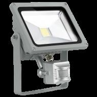 Venkovní LED reflektor s čidlem FAEDO