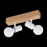 Stropní bodové svítidlo/2 žárovky TOWNSHEND 3 33169