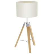 Stojací lampa trojnožka LANTADA 94323