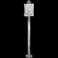 Venkovní lucerna / sloupek HILBURN 1 94868