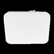 Čtvercové LED svítidlo, délka stran 43 cm FRANIA 97876