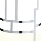 Nástěnná lampa s dekorem BAYMAN