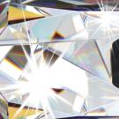 Svítidlo závěsné s křišťálem DIAMOND