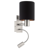 Nástěnná lampa s kloubem PASTERI 95049
