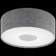 Moderní LED osvětlení kruhové šedé ROMAO 95345