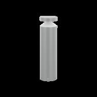 Venkovní LED lampa - stříbrná MELZO 97631