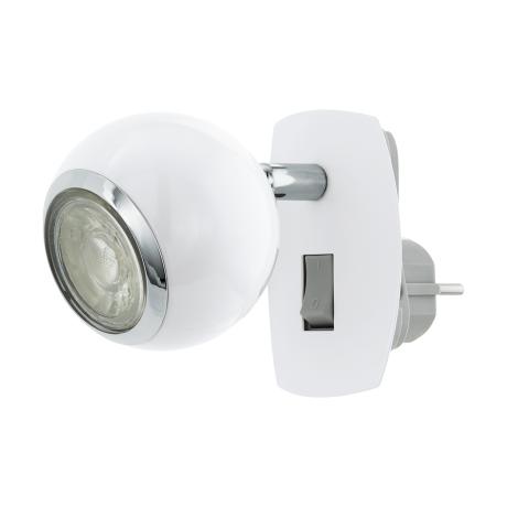 Bodové LED světlo do zásuvky - bílá varianta BIMEDA 96842
