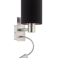 Nástěnná lampa s kloubem PASTERI 96483