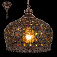 Závěsný vintage lustr JADIDA 49764