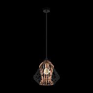 Závěsné osvětlení DREADFORT 43056