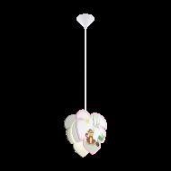Dětský lustr na lanku LOUIE 96951
