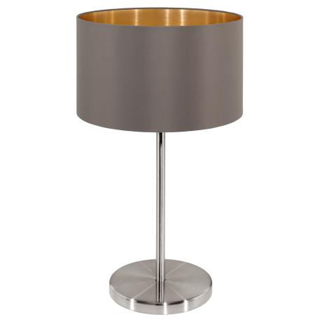 Pokojová lampička s vypínačem MASERLO 31631
