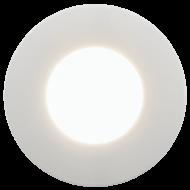 Vestavná bodovka do podhledů bílá MARGO