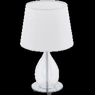 Pokojová lampa s bílým stínítkem RINEIRO 94682