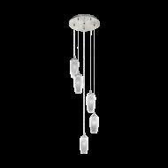 Spirálovitě uspořádané závěsné svítidlo FARSALA 96345