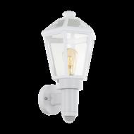 Venkovní nástěnná lucerna - bílá MONSELICE 97256