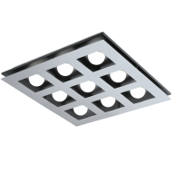 LED stropní přisazené osvětlení BELLAMONTE 94234