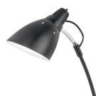 Stolní lampička černá TOPDESK