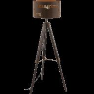 Moderní stojací lampa COLDINGHAM 49793