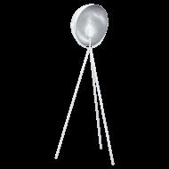 Stojací lampa DARNIUS 98457, provedení: bílá/stříbrná