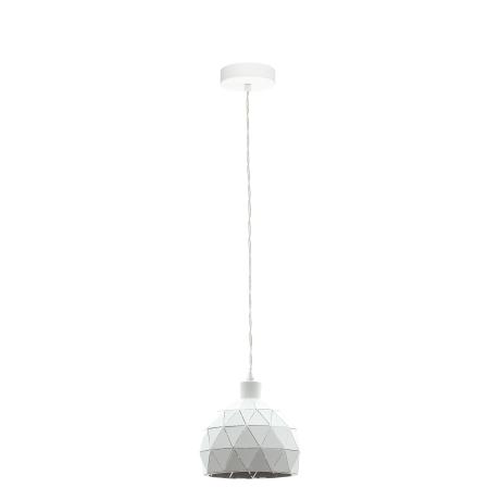 Závěsné svítidlo ROCCAFORTE 33344, barva: bílá