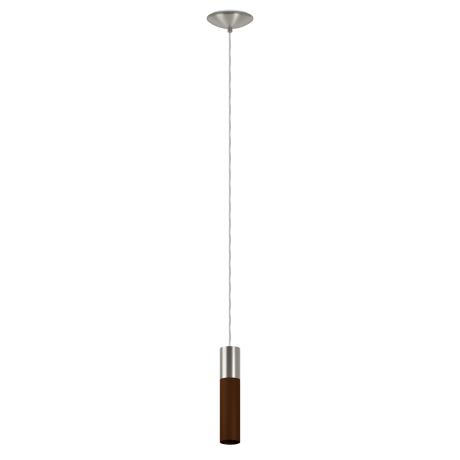 Moderní LED svítidlo na lanku VILLORA 96881